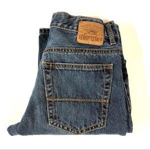 5736fe8d1db Aeropostale Jeans - Men's Aeropostale Driggs Slim Boot Cut Jeans